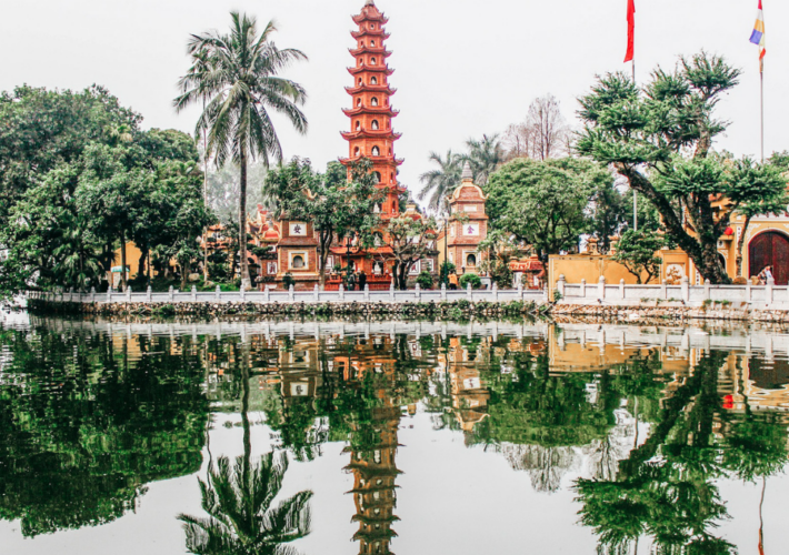 15 Fun Things to do in Hanoi…